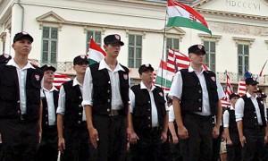 HUNGARY HUNGARIAN GUARD